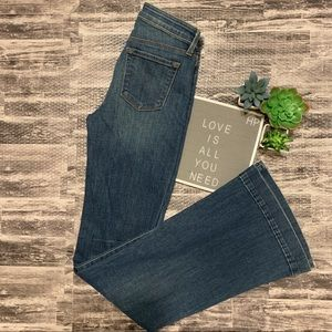 J Brand Jeans Love Story Flare Leg Jeans